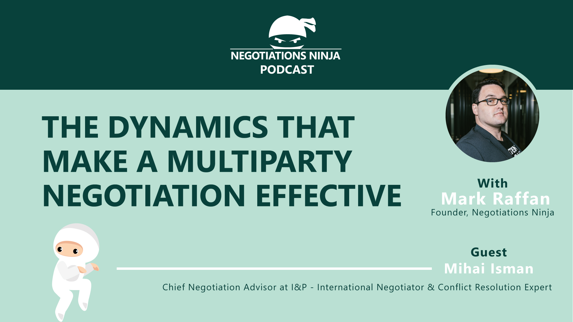 Dynamics That Make a Multiparty Negotiation Effective